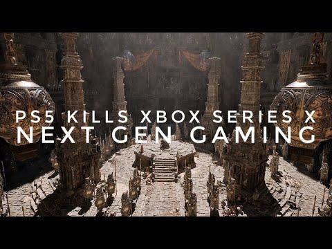 PS5 Graphics Demo in Unreal Engine 5 Killing Xbox Series X