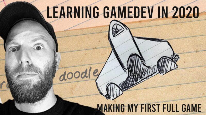 Paper Defender DevLog #1 - Learning GameDev in 2020