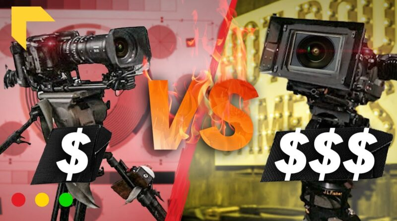 The Difference Between Indie and Studio Cameras