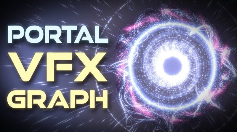 Unity VFX Graph - Portal Effect Tutorial