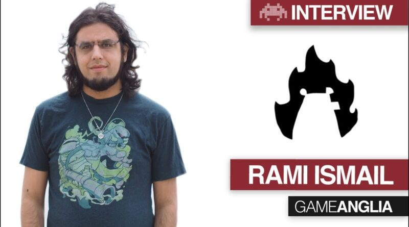 How To Market Your Indie Game | Rami Ismail Interview | Game Anglia