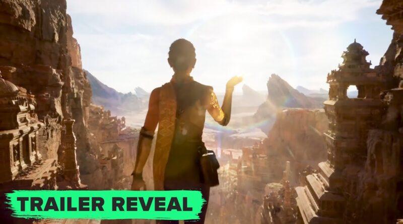 PlayStation 5 Unreal Engine 5 Trailer (Epic Games)