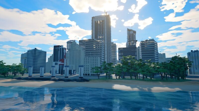 Creating A City in Unreal Engine 4 [Speed Level Design] Part 1