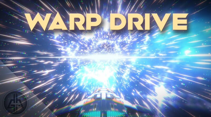 Unity VFX & Shader Graph - Warp Drive / Hyperspace Effect Tutorial