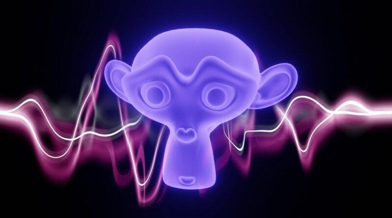 Easy Audio-Synced Animations In EEVEE  - Blender Tutorial