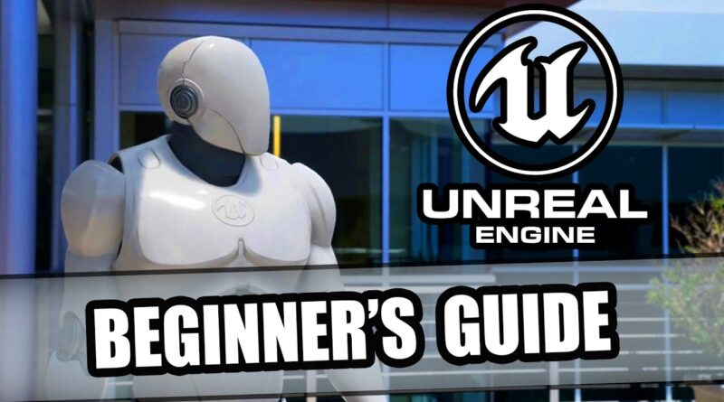 Unreal Engine Beginner's Guide - Free Course