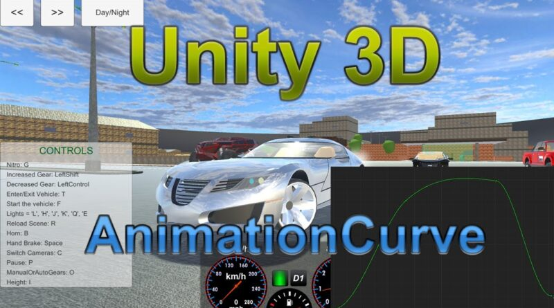 TUTORIAL Unity 3D - AnimationCurve