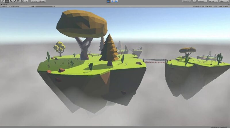 Volumetric Fog in Unity using Shader Graph (Free Download)