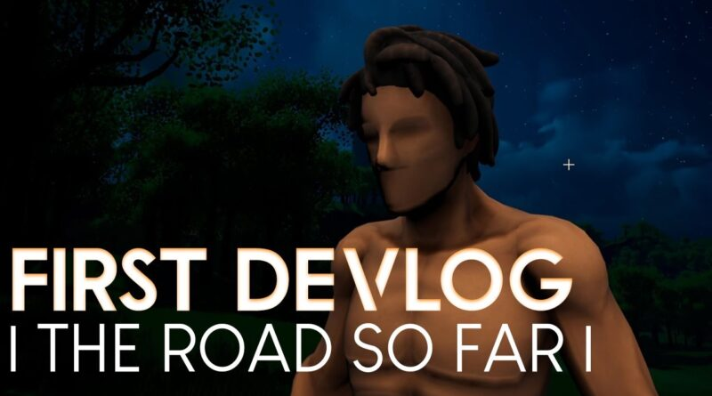 Devlog: the first year of game development at Unreal Engine   indie game dev
