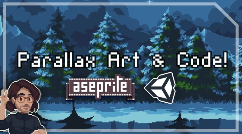 The Perfect Pixel Art Parallax Tutorial [and Unity script!]