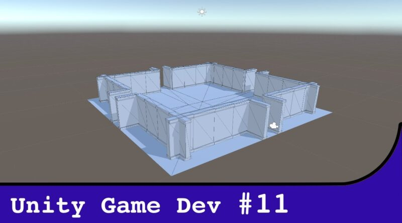 Unity Game Dev LIVE Ep. 11 | Ghostly Venture