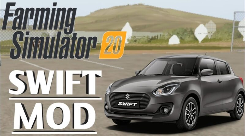Fs 20 Swift car mod +Download Link +proof /DHILLON GAMING