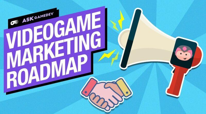 Video Game Marketing Roadmap [2020]
