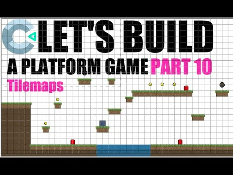 Construct 3 Platform Game Tutorial - Part 10 - Tile maps