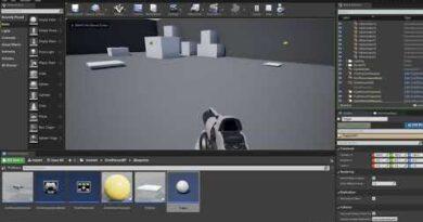 Unreal Engine 4 Beginners 2020-21: #10 Triggers