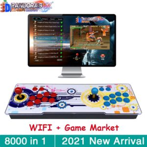 3D Pandora Saga Box EX