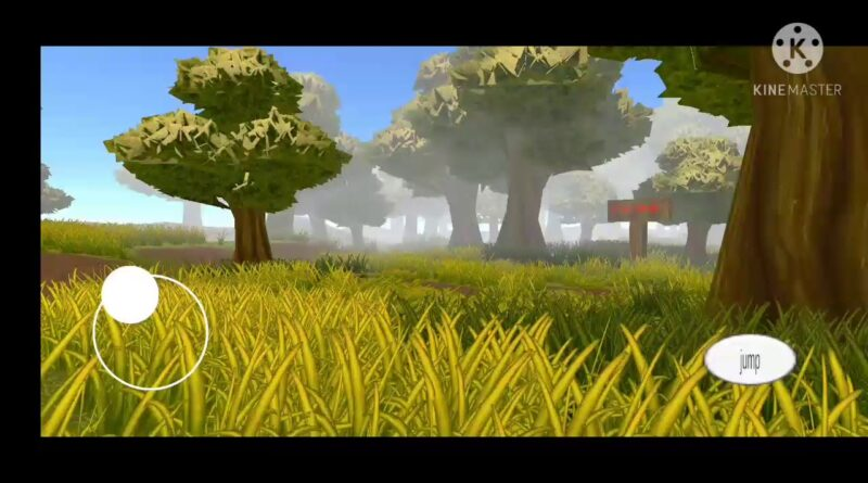 I made an Relaxing forest in unity UNIVERSAL RENDER PIPELINE #unity #madewithunity #forest #devlog