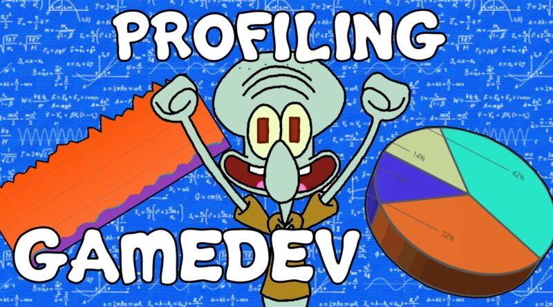Profiling and Performance measurement : Game Engine Development
