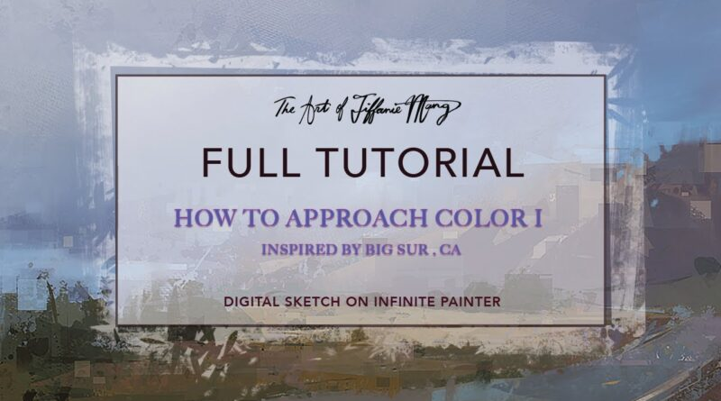 How to Approach Color I
