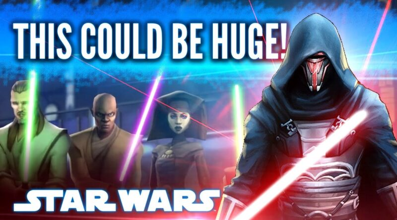 Leak Claims Ubisoft's Star Wars Game Is an MMO and New Star Wars Battlefront 3 Rumors!