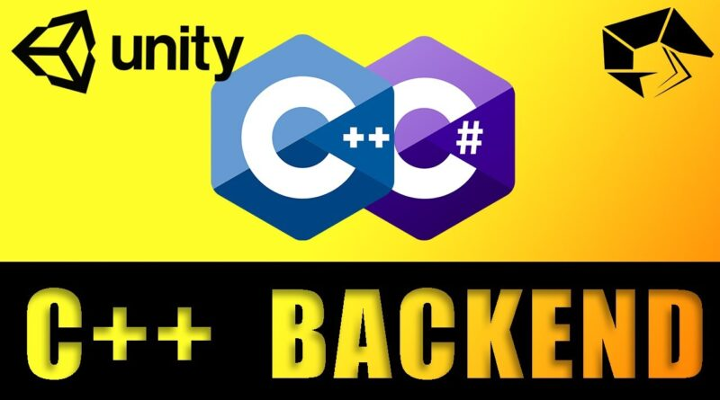 Working with C++ [Unity Quick Tutorials #1]