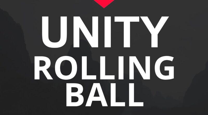 Unity - Rolling Ball Tutorial (Beginner)