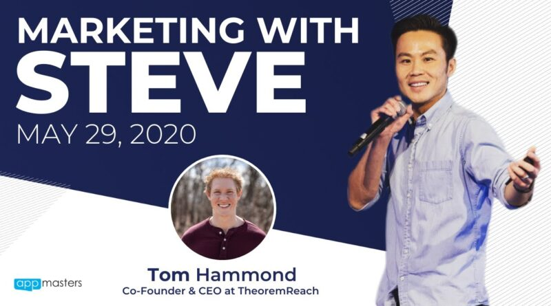 Marketing for Game Devs | App Masters Live with Steve P. Young