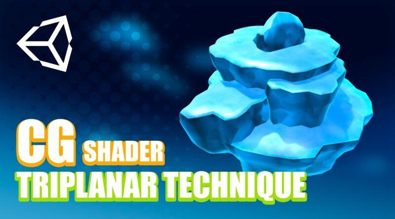 Triplanar Shader | Unity Tutorial