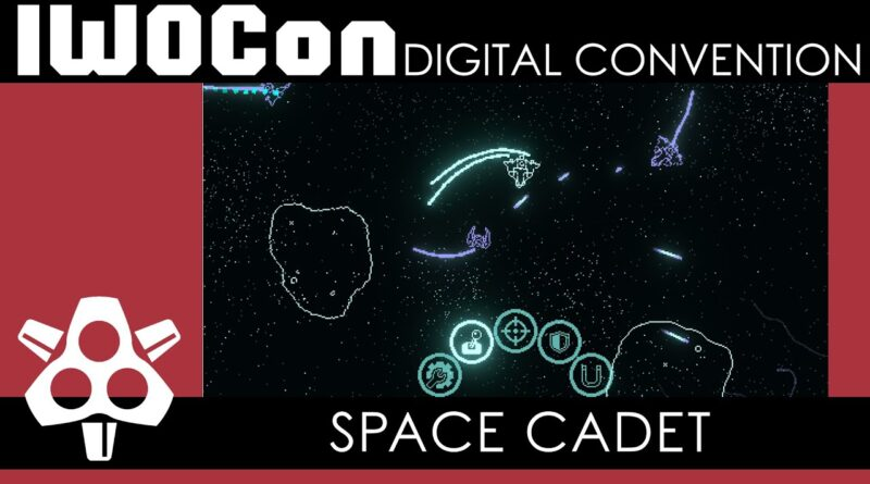 IWOCon 2020 - Space Cadet Game Trailer | Digital Convention