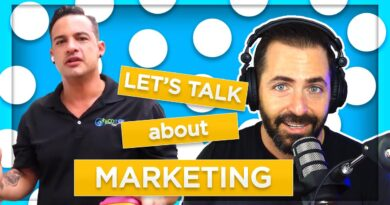 MARKETING, PROMOTION, AND SALES! - Rico Garcia - Claims Game Podcast 007