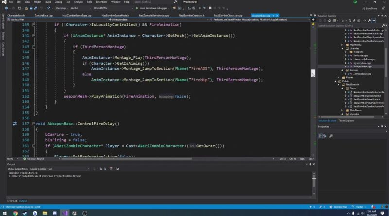 """Unreal Engine C++ Beginner Series #4: """"Functions"""""""