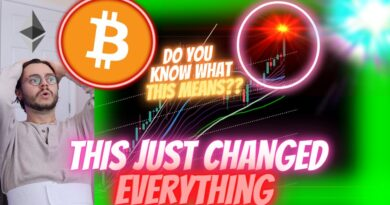 **EVERYTHING** JUST CHANGED - ALL BITCOIN PRICE PREDICTIONS NEED REVAMPED - ETHEREUM BLASTOFF!!!