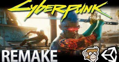 Remaking 3 Great Mechanics from Cyberpunk 2077!