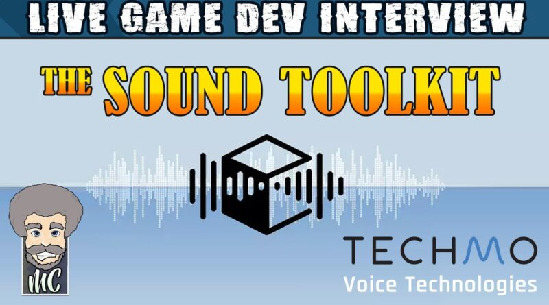Game Dev Interview - Sound Toolkit for Unity