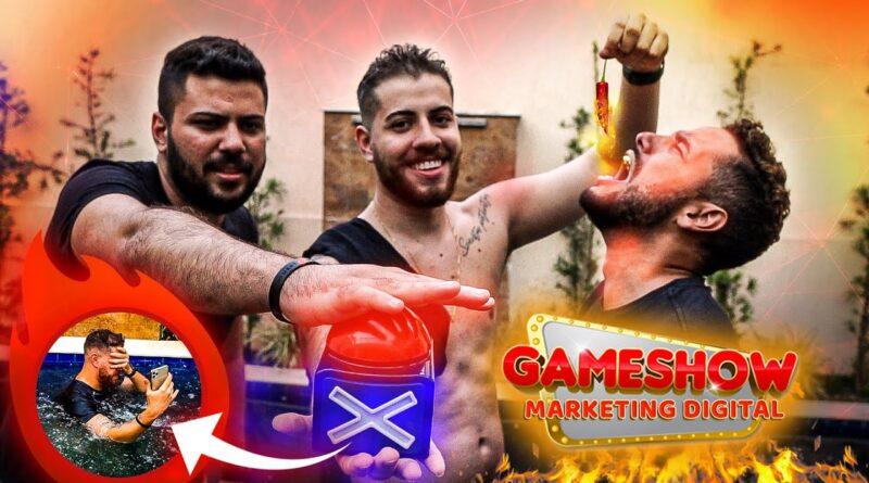 O NOVO GAME SHOW DO MARKETING DIGITAL -  Murilo Henrique