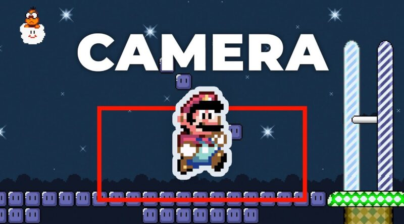 Mario Style Camera Follow Tutorial