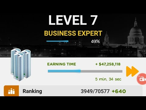 Business Tycoon Game - Empire & Business Simulator