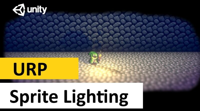 Unity Tutorial - Octopath 2D Sprite Shadows And Lighting