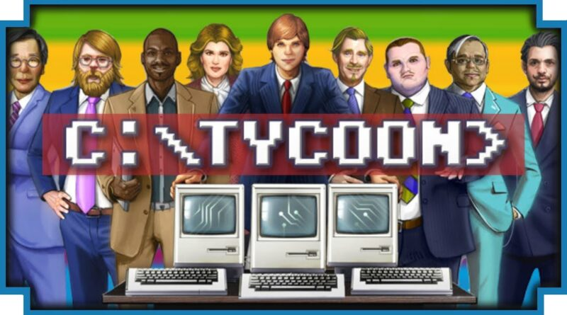 Computer Tycoon - (Business Strategy Simulation Game)