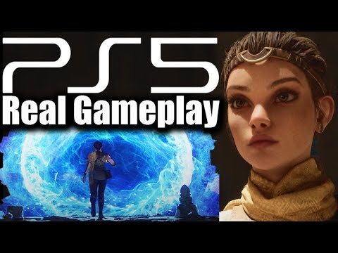 PS5 Unreal Engine 5 Tech Demo NEW PS4 Games 2020   PlayStation State of Play May
