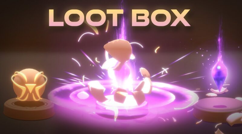 HOW TO CREATE A LOOT BOX - Unity Tutorial