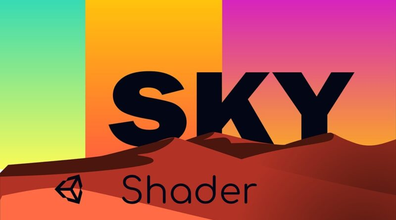 Make your own SKY Shader in Unity [TUTORIAL]