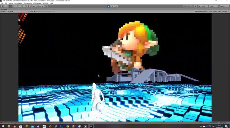 UNITY NOISE PIXEL SHADER 3D