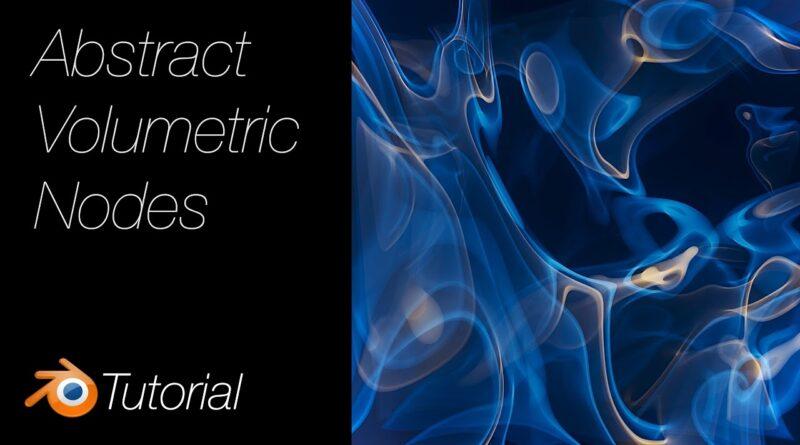 [2.91] Blender Tutorial: Nebulas and Abstract Volumetric Shading
