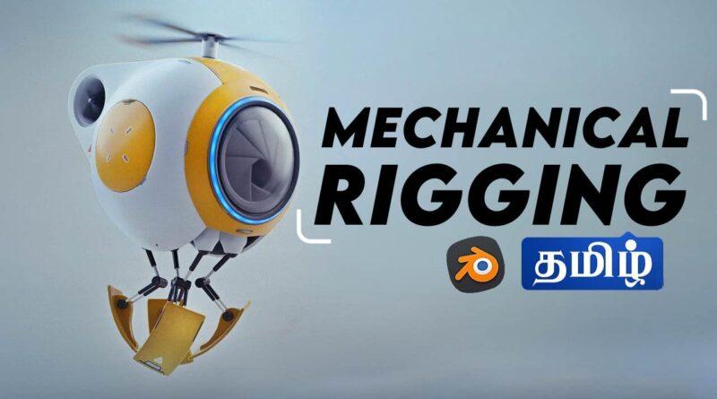 Blender Mechanical rigging tutorial | basic Guide for rigging