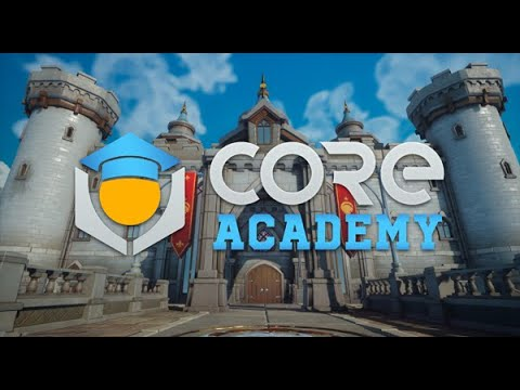 Learn Game Design and Development with Core Academy