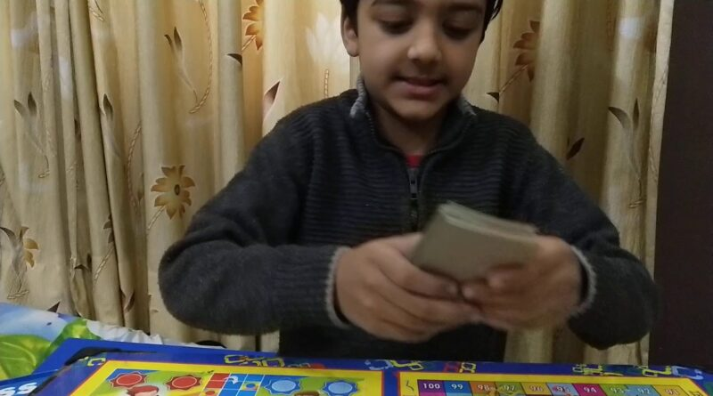 Indoor game . (business game for kids)
