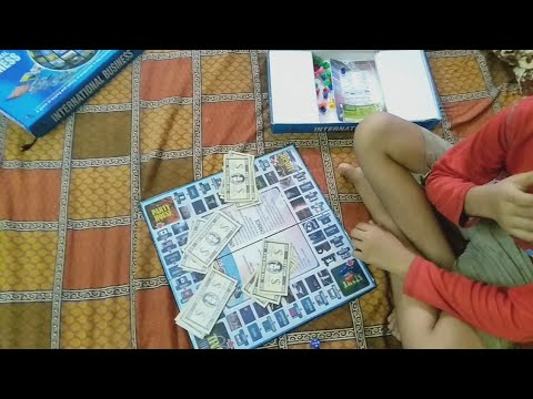 Playing business game part 1