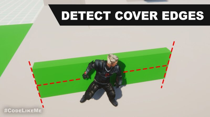 Unity Cover System - Detect Cover Edges - Unity Tutorials #53