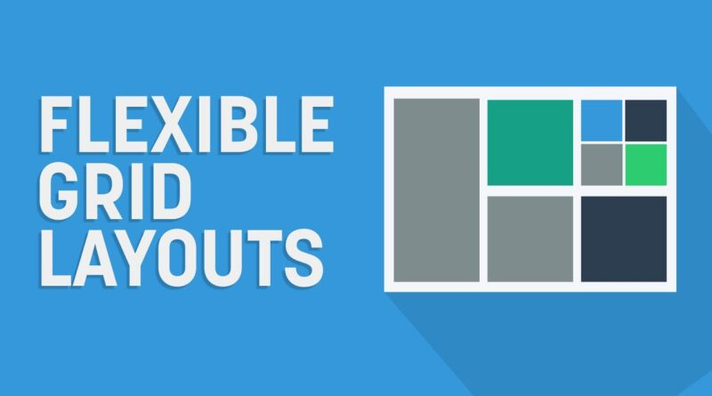 Fixing Grid Layouts in Unity with a Flexible Grid Component